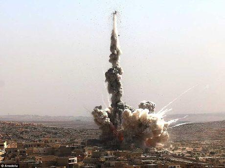 Hoi dong Bao an LHQ bac 2 du thao nghi quyet ve Syria - Anh 2