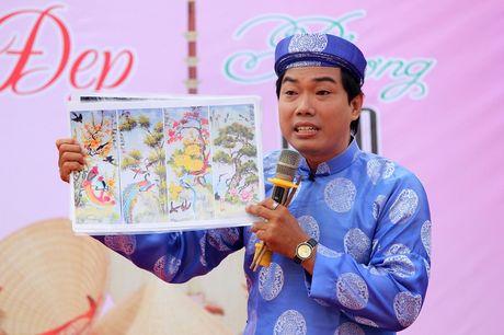 Mang banh xeo den truong hoc de noi chuyen van hoa - Anh 3