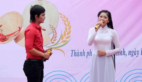 Mang banh xeo den truong hoc de noi chuyen van hoa - Anh 9