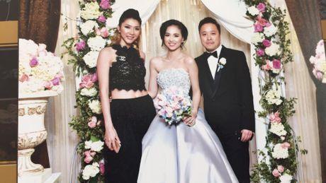Dinh Ngoc Diep - Victor Vu to chuc dam cuoi o My - Anh 1
