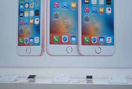 iPhone hang luot o Viet Nam e am vi su co khoa SIM - Anh 1
