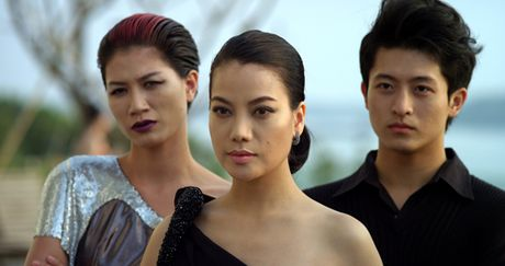 Phim 'Huong Ga' cua Truong Ngoc Anh doat giai o My - Anh 1