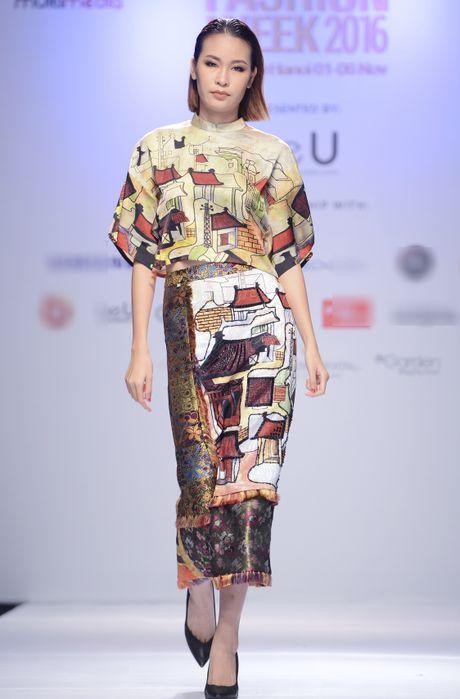 Dan mau Next Top Model kieu sa tren san dien Ha Noi - Anh 10