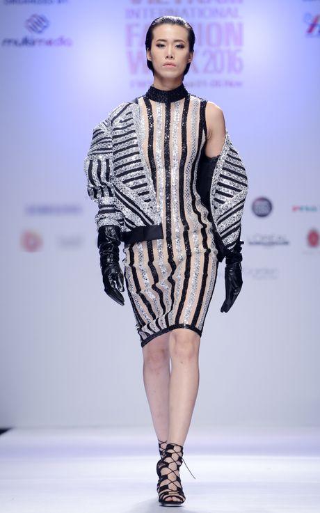Dan mau Next Top Model kieu sa tren san dien Ha Noi - Anh 6