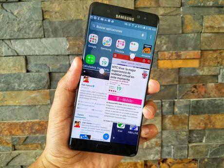 Samsung tam dung san xuat Galaxy Note 7 - Anh 1