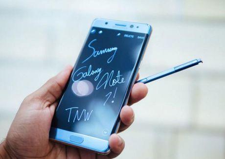 Samsung tam thoi ngung san xuat Galaxy Note 7 - Anh 1