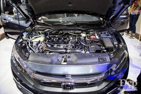 Honda Civic hoan toan moi ra mat tai Viet Nam - Anh 6