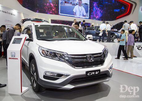 Honda Civic hoan toan moi ra mat tai Viet Nam - Anh 8