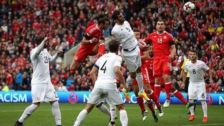 Xu Wales hai tran lien tiep khong thang du Gareth Bale ghi ban - Anh 1