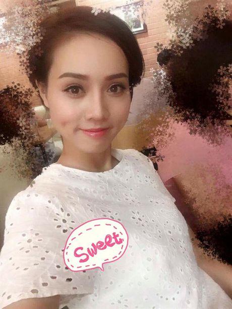 Can canh nhan sac ban gai phong vien xinh nhu hotgirl cua dien vien Cong Ly - Anh 6
