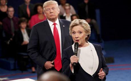 Ung vien Trump the se bo tu ba Clinton neu ong dac cu Tong thong - Anh 1