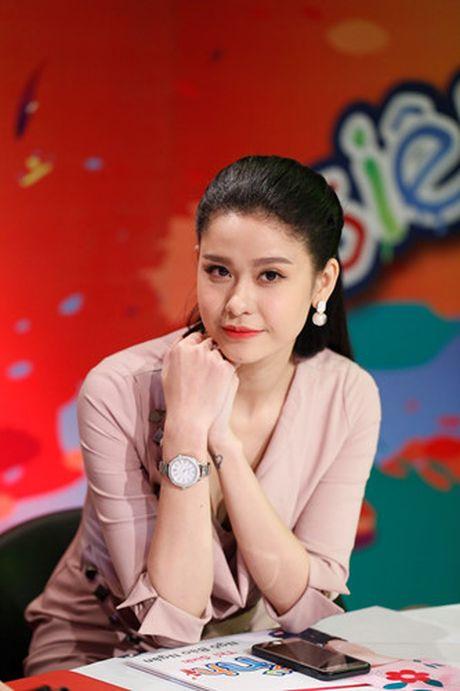 Truong Quynh Anh diu dang ben 'Sieu mau nhi' - Anh 2
