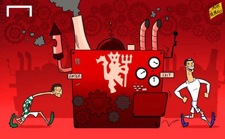 Biem hoa 24h: Rooney hoa 'lon', i ach dan dat Tam su - Anh 1
