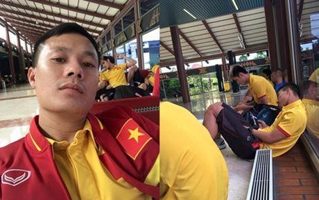 DT Viet Nam 'gap kho' trong hanh trinh tro ve tu Indonesia - Anh 1