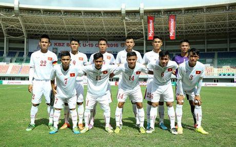 U19 Viet Nam hoan tat qua trinh chuan bi cho VCK chau A - Anh 1