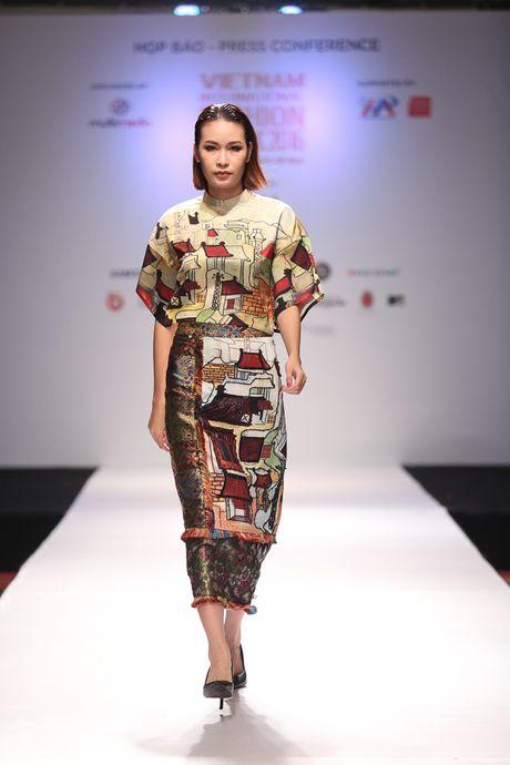 Se co hon 20 show dien an tuong tai Vietnam International Fashion Week - Anh 2
