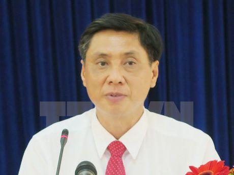 Khanh Hoa bac bo viec bau cu phi phap cua Trung Quoc tai Truong Sa - Anh 1