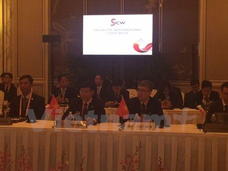 Cac quoc gia ASEAN can xay dung mot co che hop tac ve an ninh mang - Anh 2