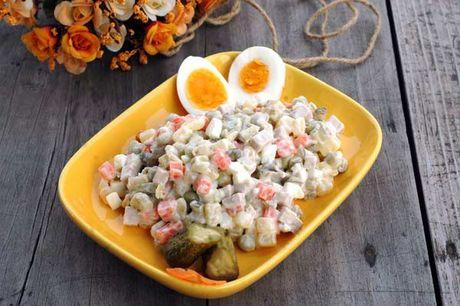 Cong thuc lam salad Nga cuc ngon - Anh 9