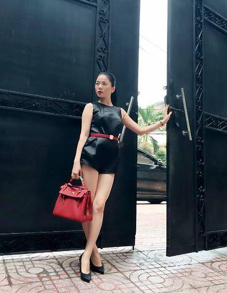 Da mat ngam BST hang hieu do so cua Le Quyen - Anh 2