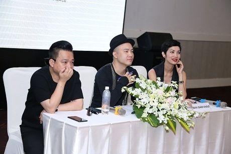 Mau Viet dien ca 'cay den' no nuc di casting thoi trang - Anh 10