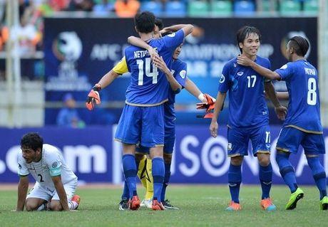 Vong loai World Cup 2018 khu vuc chau A dem 11/10: Co hoi cuoi cho Thai Lan - Anh 2