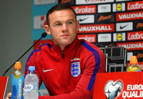 Rooney noi gi khi bi 'tram' o DT Anh? - Anh 1
