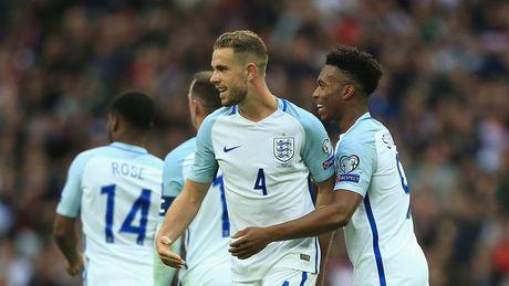 Xac nhan: Rooney mat bang thu quan vao tay Henderson - Anh 1