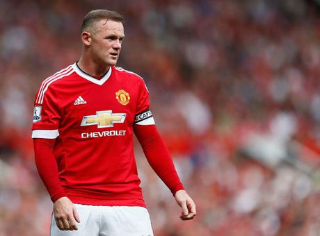 Wayne Rooney: Cai ron toi nghiep cua bong da Anh - Anh 1