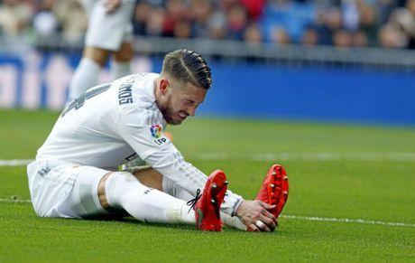 Ky la: Real choi tot hon khi vang Ramos - Anh 1