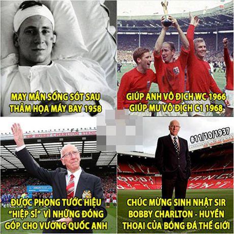 Anh che: Can loi voi cuoc tinh tay ba Pepe – Messi – Wenger; CR7 quyet giau bi kiep khien M10 om han - Anh 1