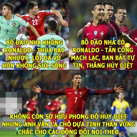 Anh che: Can loi voi cuoc tinh tay ba Pepe – Messi – Wenger; CR7 quyet giau bi kiep khien M10 om han - Anh 3