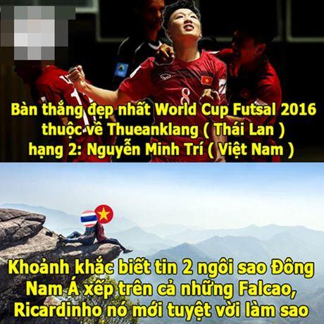 Anh che: Can loi voi cuoc tinh tay ba Pepe – Messi – Wenger; CR7 quyet giau bi kiep khien M10 om han - Anh 4