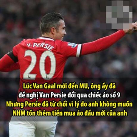 Anh che: Can loi voi cuoc tinh tay ba Pepe – Messi – Wenger; CR7 quyet giau bi kiep khien M10 om han - Anh 7