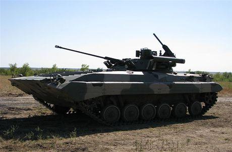 Vi sao BMP-2 loi thoi cua Nga 'can' duoc Bradley, Abram My? - Anh 1