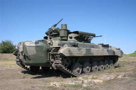 Vi sao BMP-2 loi thoi cua Nga 'can' duoc Bradley, Abram My? - Anh 2