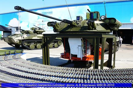 Vi sao BMP-2 loi thoi cua Nga 'can' duoc Bradley, Abram My? - Anh 4