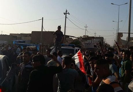 Quan doi Iraq giai phong lang mac o Anbar khoi IS - Anh 4