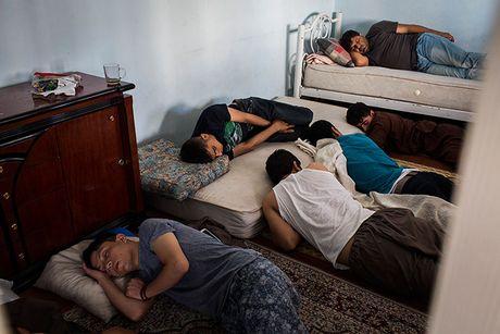 Hanh trinh den 'mien dat hua' cua nguoi ti nan Afghanistan - Anh 13