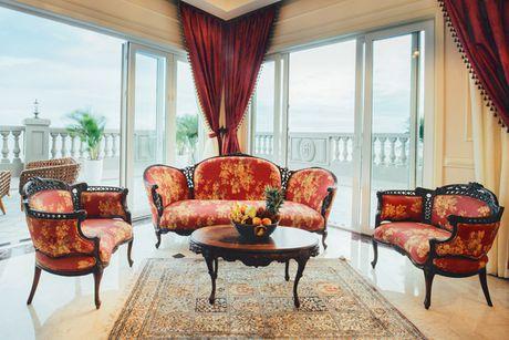Noi that xa xi trong penthouse trieu do cua hoa hau Ha Kieu Anh - Anh 11