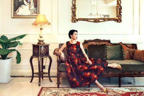 Noi that xa xi trong penthouse trieu do cua hoa hau Ha Kieu Anh - Anh 4