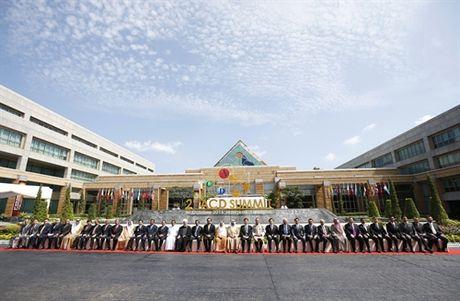 Khai mac Hoi nghi Cap cao doi thoai phat trien Chau A lan thu 2 - Anh 1