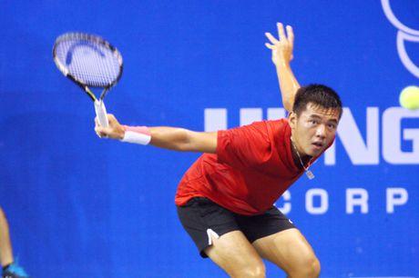 Hoang Nam thang tran dau giai Viet Nam Open 2016 - Anh 1