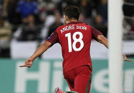 Faroe 0-6 Bo Dao Nha: Khi Ronaldo cung chi lam nen - Anh 1
