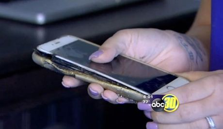 Apple dieu tra nguyen nhan no iPhone 6 Plus - Anh 1