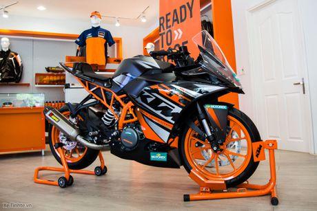 KTM khai truong showroom chinh hang - day du cac dong xe, gia hop ly nhat trong phan khuc - Anh 10