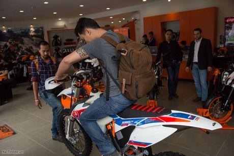 KTM khai truong showroom chinh hang - day du cac dong xe, gia hop ly nhat trong phan khuc - Anh 12