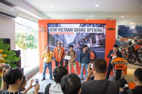 KTM khai truong showroom chinh hang - day du cac dong xe, gia hop ly nhat trong phan khuc - Anh 2