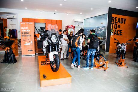 KTM khai truong showroom chinh hang - day du cac dong xe, gia hop ly nhat trong phan khuc - Anh 5
