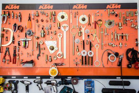 KTM khai truong showroom chinh hang - day du cac dong xe, gia hop ly nhat trong phan khuc - Anh 7